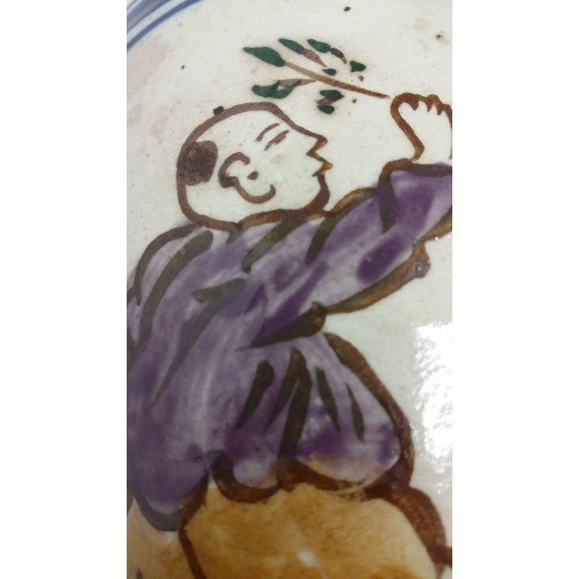 Antique Mei Ping Decorated Chinese Vase - Image 9 of 10