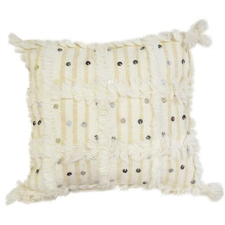 Moroccan Wedding Blanket Pillow