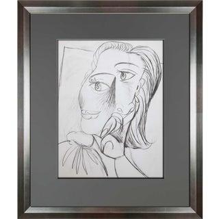 Pablo Picasso Ltd. Edition Royan Lithograph