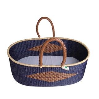 African Basket | Baby Bassinet | Moses Basket