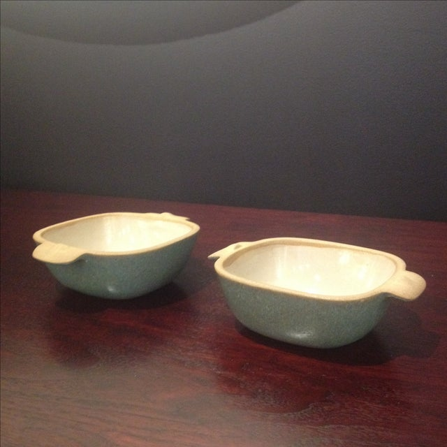 Ceramic Condiment Dish by Glidden - Image 4 of 5