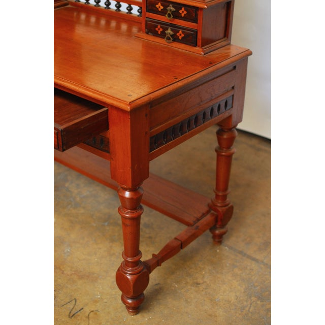 Dutch Colonial Dressing Table Vanity - Image 4 of 7