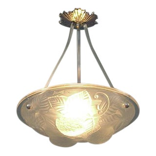 French Lighting Bowl by Arrers
