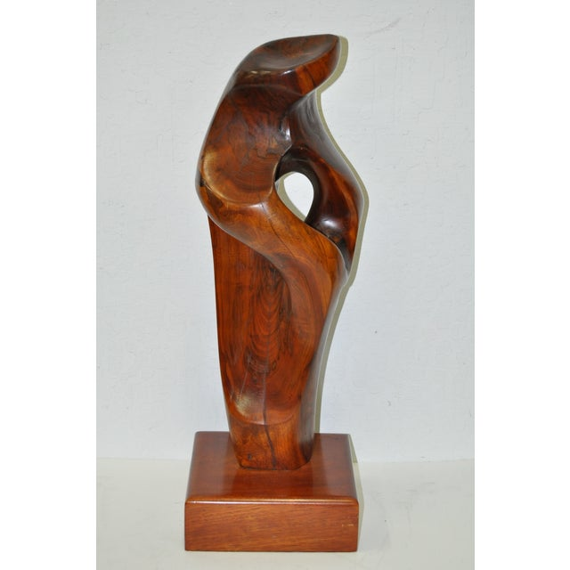 Image of Fine Art Wooden Sculpture by Eric Smith