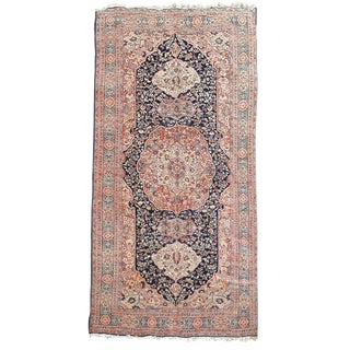 Finely Woven Tabriz Carpet