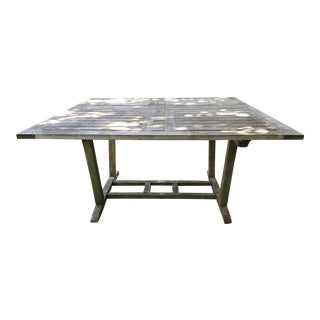 Kingsley-Bate Teak Square Table