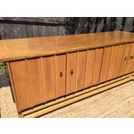 Image of Vintage Mid-Century Chinoiserie Buffet
