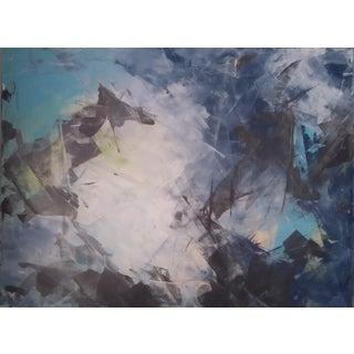 """Summer Song"" Original Abstract Art by Kris Gould"