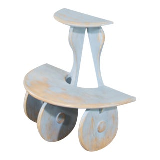 Sarreid Ltd Demilune Side Table