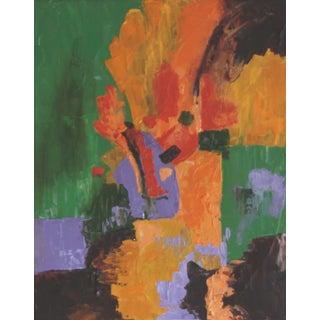 """Cleopatra's Garden"" Painting-Celeste Plowden"