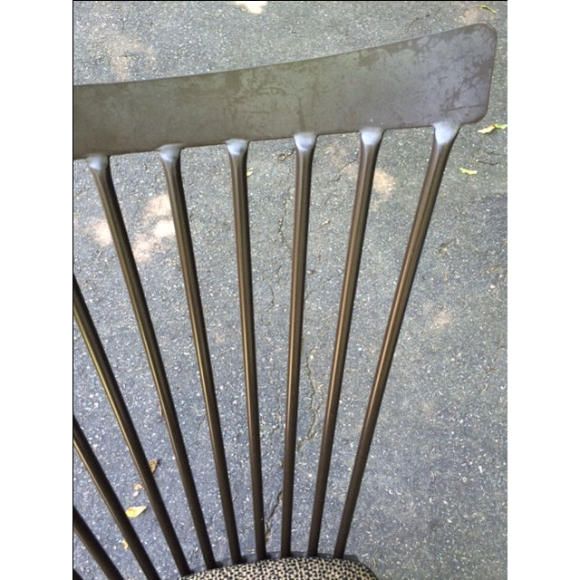 1950's Mid-Century Metal Dining Chairs - 6 - Image 9 of 11