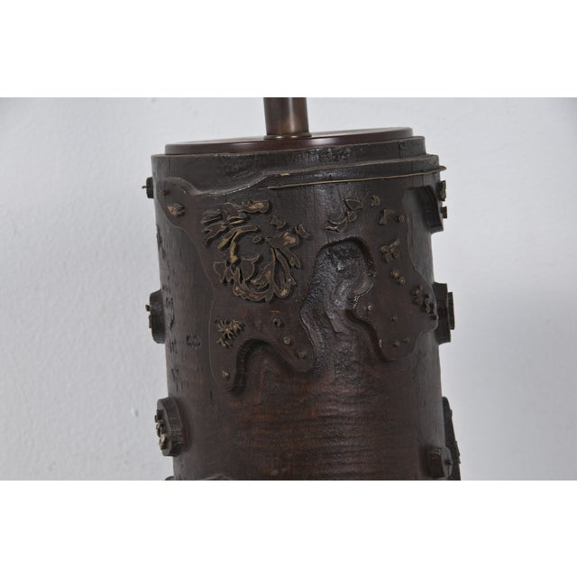 Image of Wallpaper Roll Lamp VI