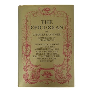 """The Epicurean"" Cookbook"