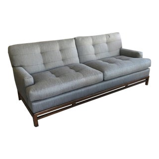 Hickory Walnut Based Sofa
