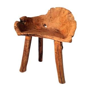 Organic Teak Chair