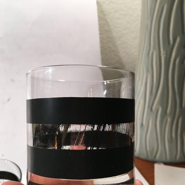 Georges Briard Signed Rocks Glasses - Set of 4 - Image 4 of 8