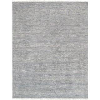 "Pasargad Transitional Silk & Wool Rug- 8' 8"" X 11'10"""