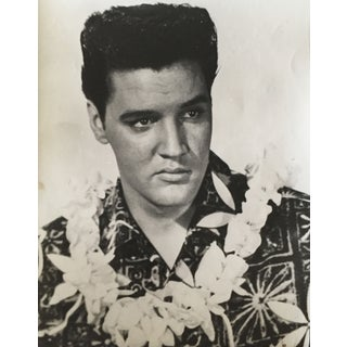 1961 Blue Hawaii Elvis Photograph Original