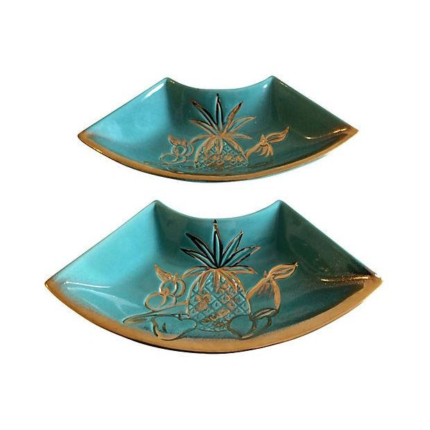 Image of Hoenig Gold Fruit Side Dishes - A Pair