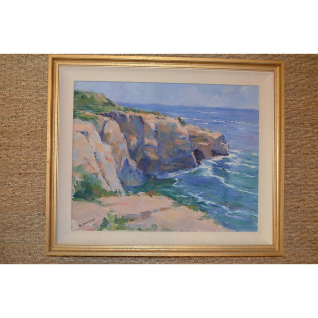La Jolla Oil Painting - Image 2 of 4