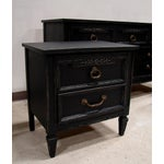 Image of Dixie Vintage 2 Drawer Nightstand Table - Pair