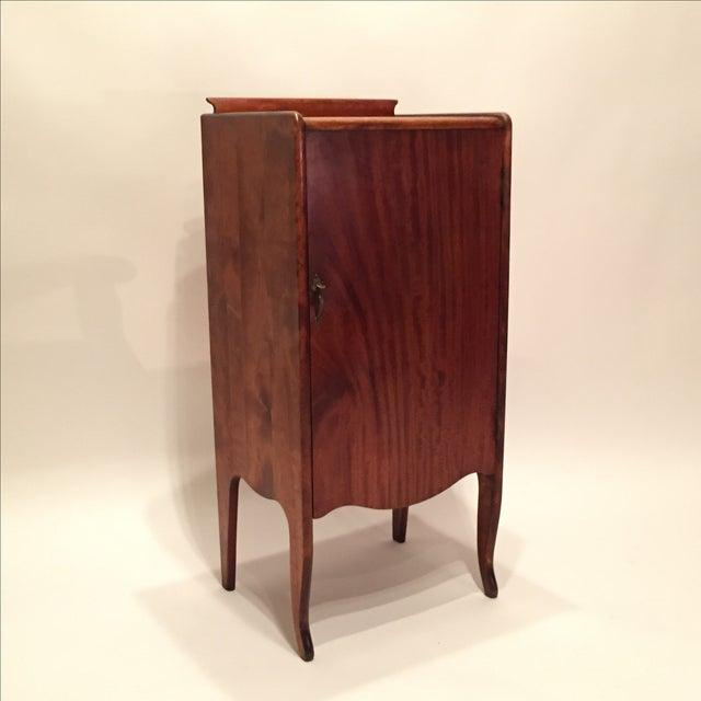 Antique Mahogany Sheet Music Cabinet - Image 2 of 7