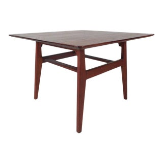 Unique Mid-century Modern Jens Risom End Table