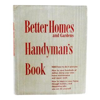 Better Homes & Gardens Handyman's Book, 1951