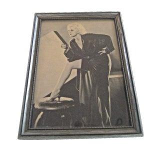 Vintage Jean Harlow Publicity Photo