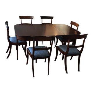 Antique Hepplewhite Dining Set