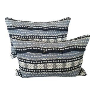 Woolrich Adirondack Lumbar Pillows - A Pair