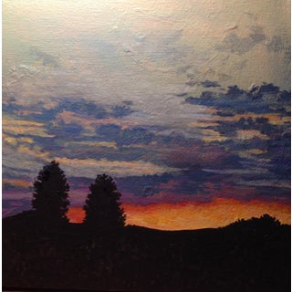 """Last Light #3"" Original Painting"