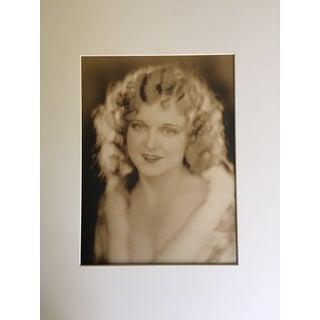 1920 Hollywood Portrait by Edwin Bower Hesser