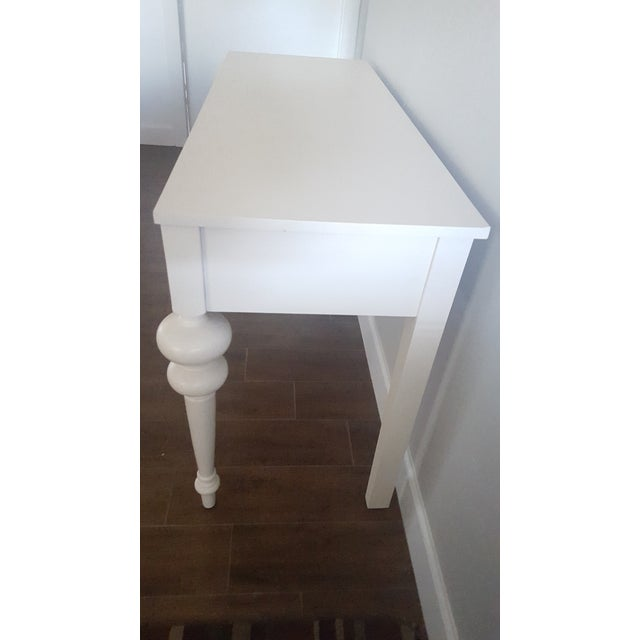 Image of White Source Console
