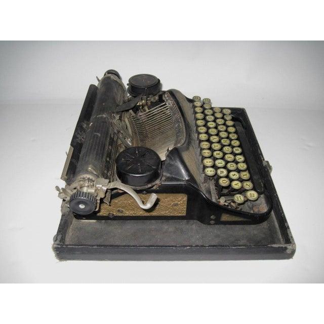 Corona Art Deco Typewriter - Image 5 of 7