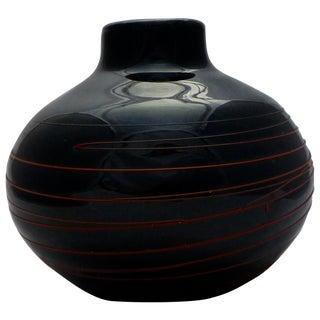 Mid Century Japanese Kamei Art Glass