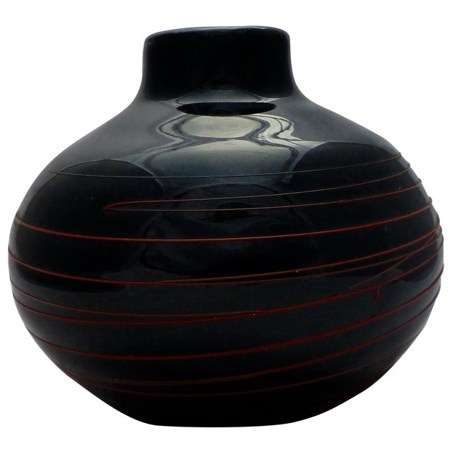 Image of Mid Century Japanese Kamei Art Glass