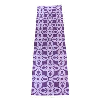 M. Weinrib Lavender Darjeeling Rug - 2′6″ × 9′