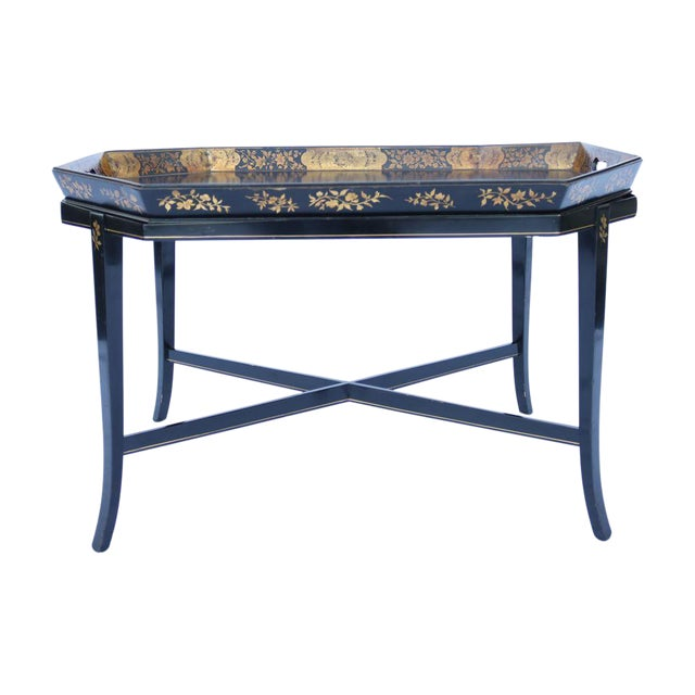 Dyson & Benson Regency Tray Table - Image 1 of 11