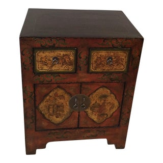 John Roberts Asian Style Chest