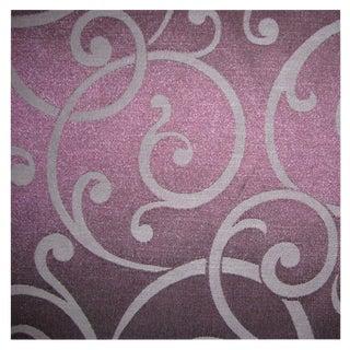 Wesco Fabric in Deep Plum - 2-7/8 Yards