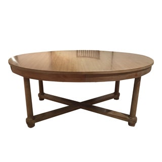 Barbara Barry for Baker Oval Dining Table