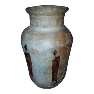Navajo Indian Hand Spun Pottery