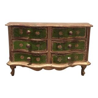 Venetian Florentine Jewelry Box