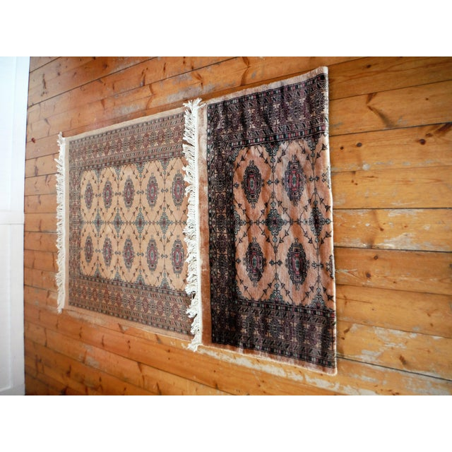 Knotted Persian Oriental Rug - 3′5″ × 8′2″ - Image 6 of 9
