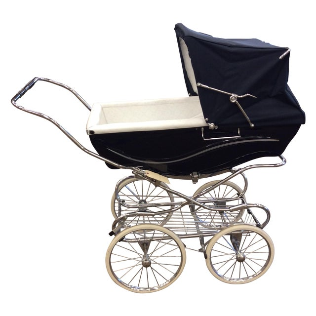 Silver Cross Kensington Pram - Image 1 of 6