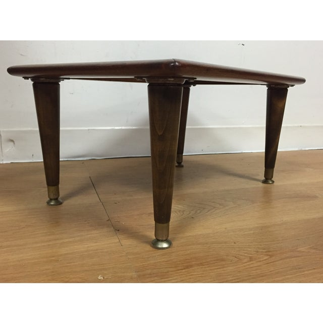 Children's Walnut Table - Image 4 of 5