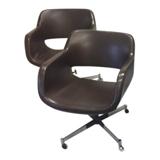Olli Mannermaa for Asko Kilta Chairs - a Pair