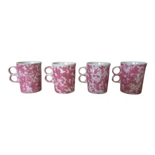 Bennington Trigger Mugs - Set of 4
