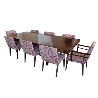 Widdicomb Dining Table & Chairs